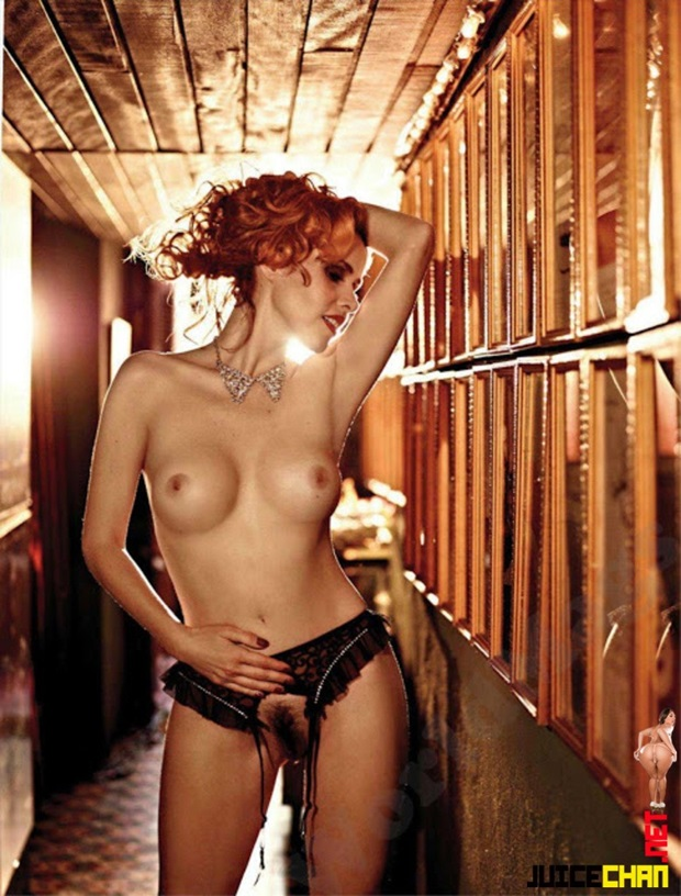 Playboy Outubro De 2012 Leona Cavalli