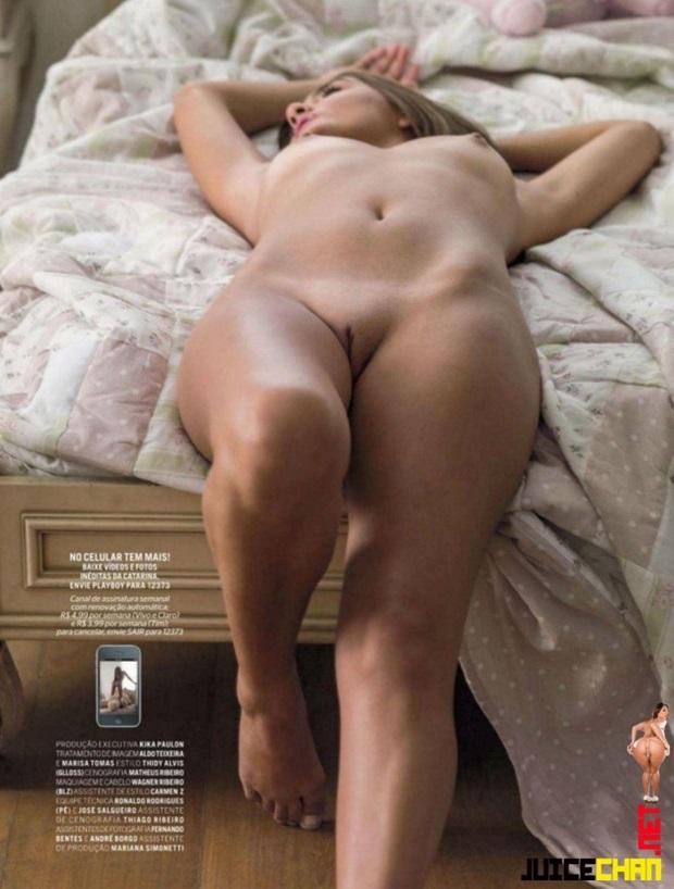 Playboy Janeiro De 2013 Catarina Migliorini