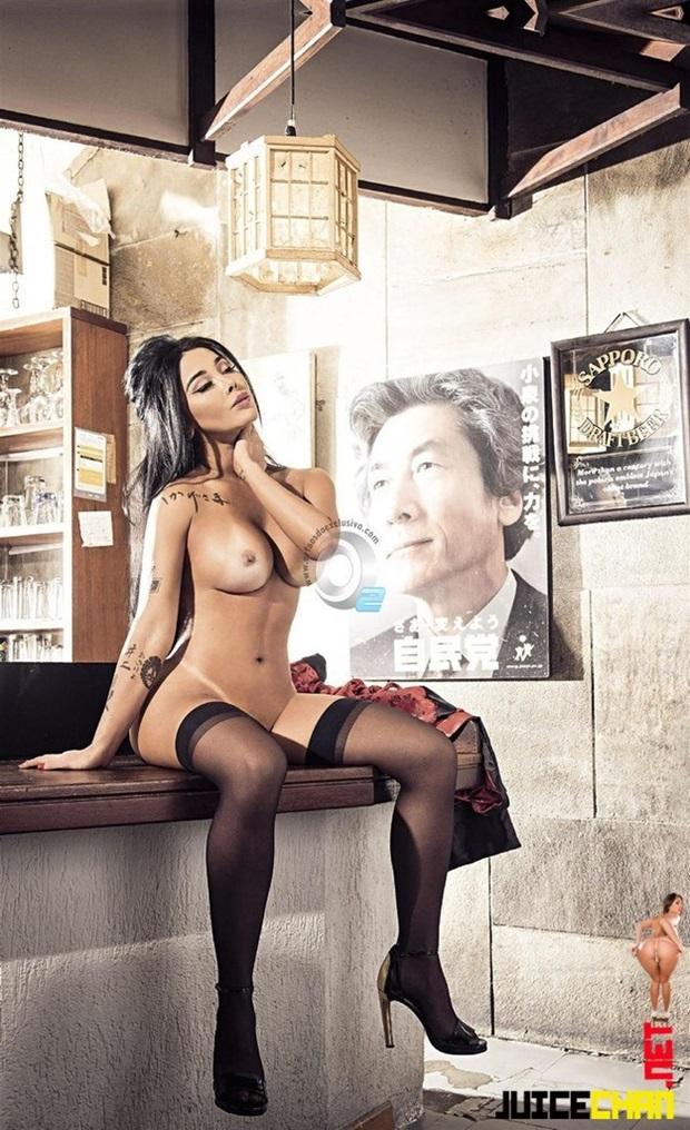 Playboy Setembro De 2014 Natalia Inoue