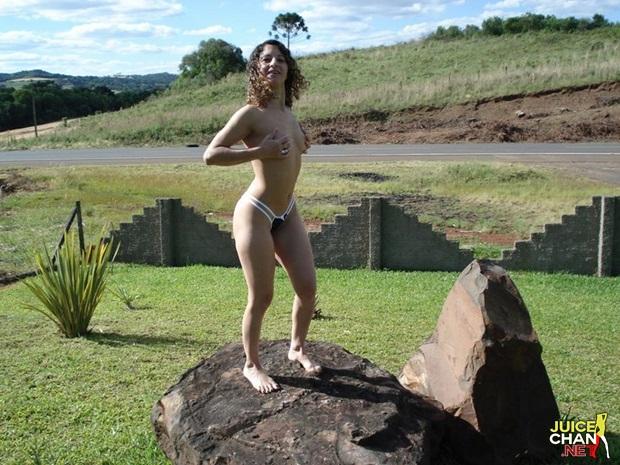 Vazou Na Net Fotos Amadoras Da Esposa Gostosa Do Rabão Grande