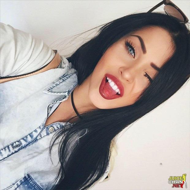 A Famosa Megan Foxxx Brasileira