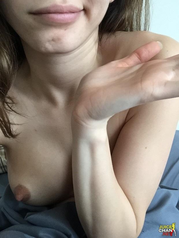 Magrinha Dos Peitos Durinhos e Da Buceta Carnuda