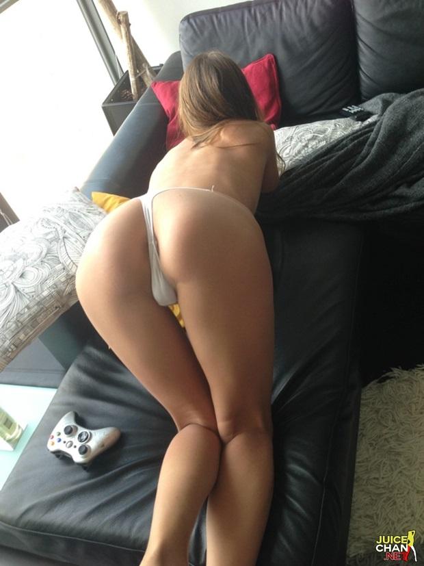 Magrinha Sexy Toda Gostosa Tem Uma Buceta Grande e Linda