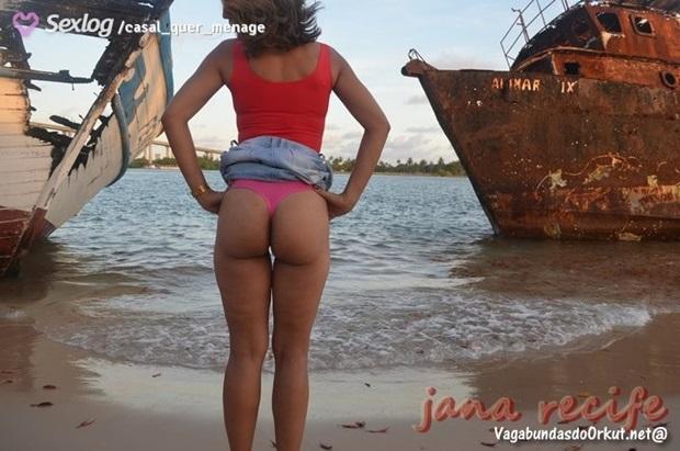 Jana Casada Amadora Do Recife Pelada Em Fotos Amadoras