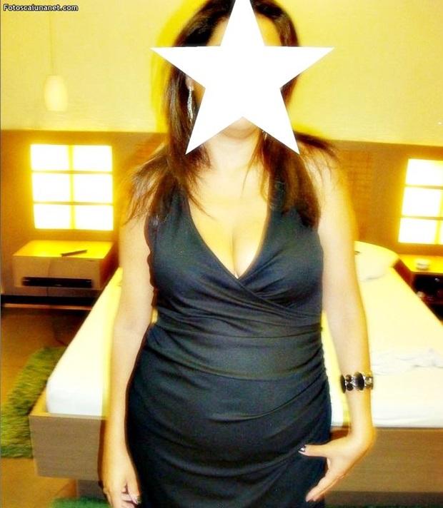 Esposa Coroa Realizando Fantasia Sexual Do Marido No Motel