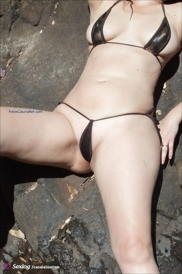Fotos Da Esposa Loira Gostosa Mostrando a Buceta