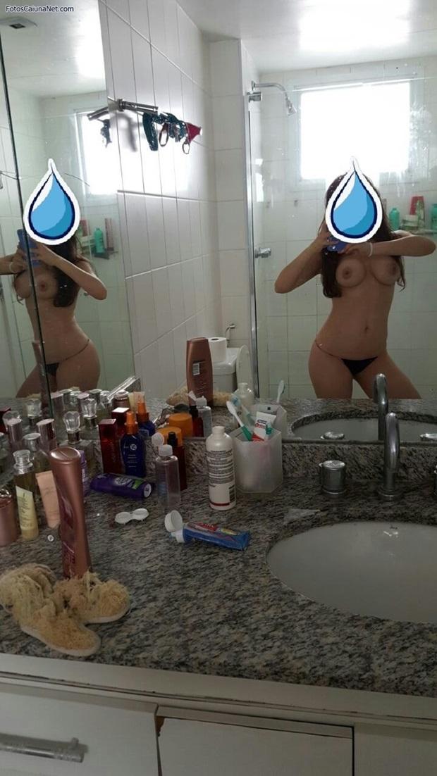 Novinha Tirou Fotos Da Bucetinha Rosa