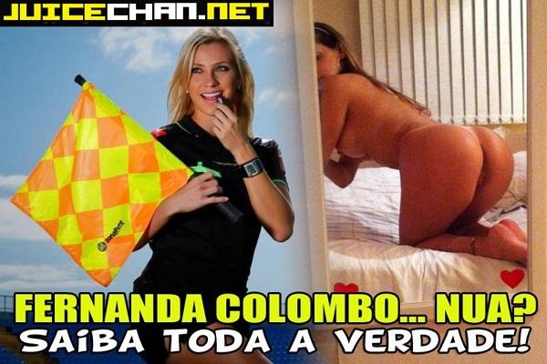 Fernanda Bandeirinha Caiu Na Net