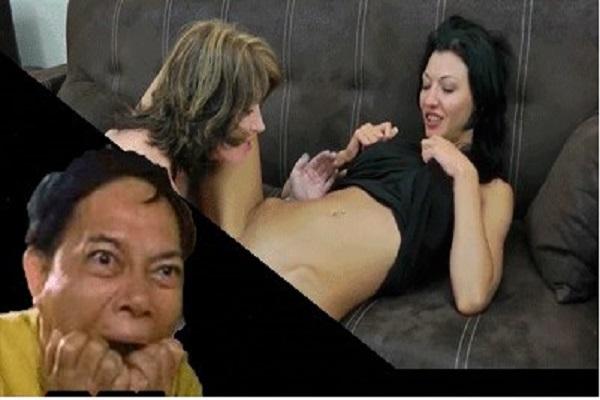 Lésbicas Arrombando o Cú Da Morena