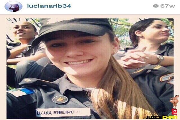 Luciana Ribeiro Chama a Policia