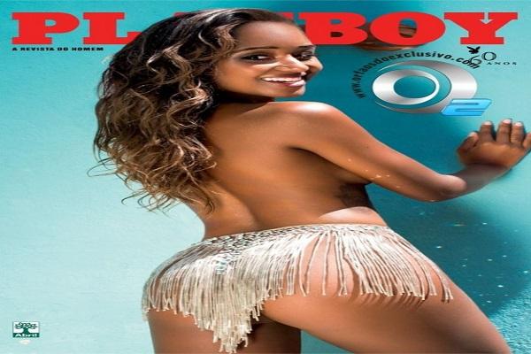 Playboy Fevereiro De 2014: Aline Prado Globeleza