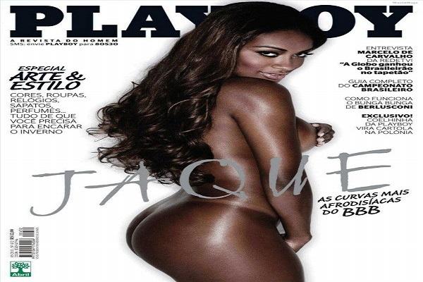 Playboy Maio De 2011: Jaqueline BBB 11