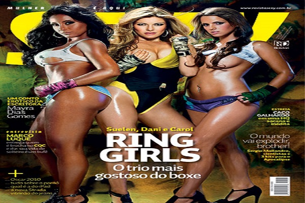 Revista Sexy De 2010: Ring Girls