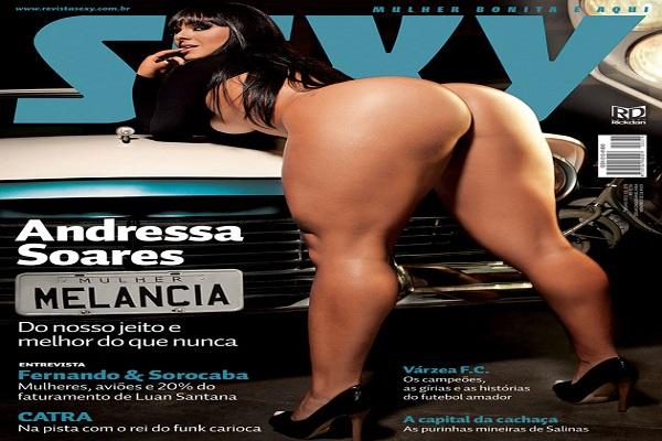 Revista Sexy Julho De 2011: Andressa Soares