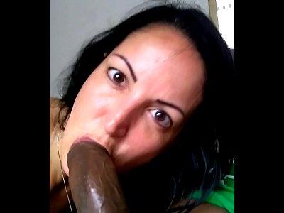 Morena Elisa Sanchez um negão dotado em video amador